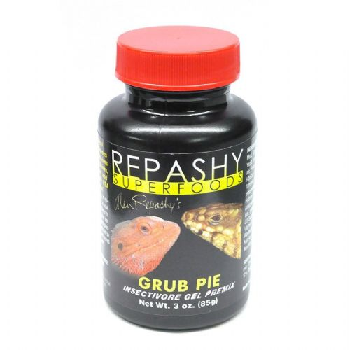 Repashy Superfoods Grub Pie for Reptiles 85g